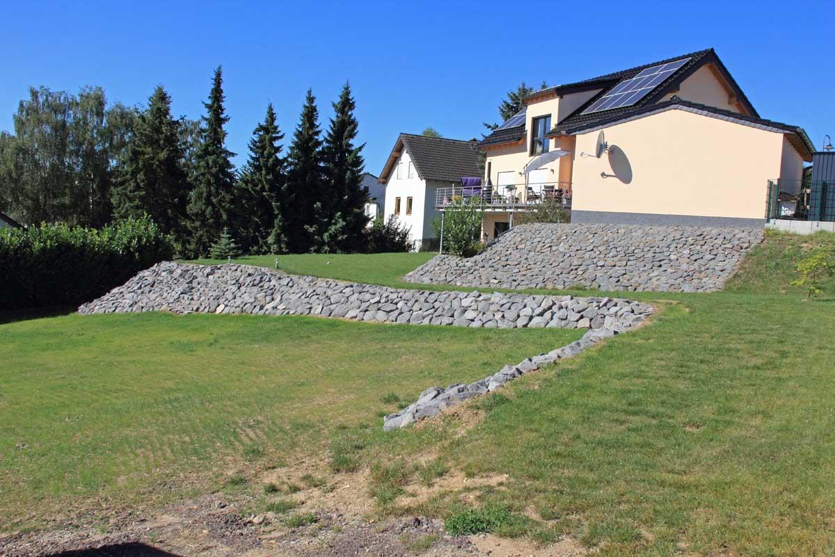 Garten- und Außenanlagen